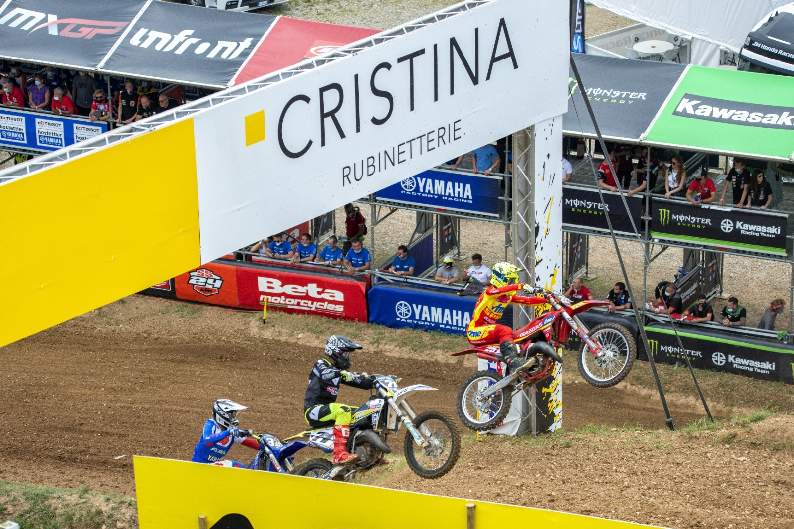 Monster Energy MXGP of Italy Maggiora Park
