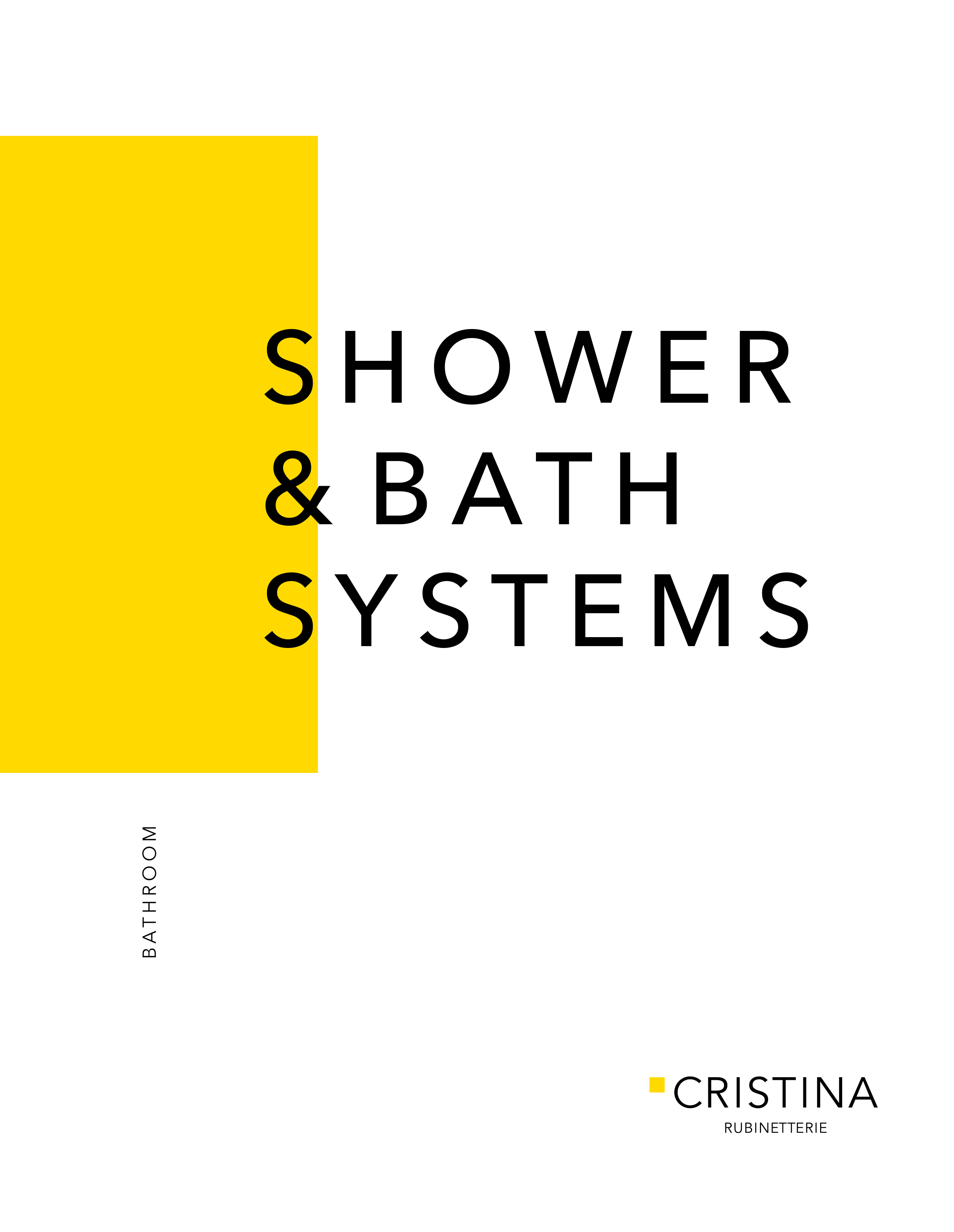 SHOWER & BATH SYSTEMS