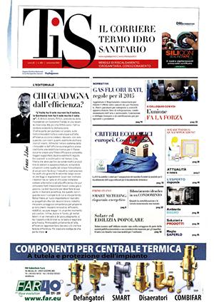 TIS - Corriere Termo Idro Sanitario