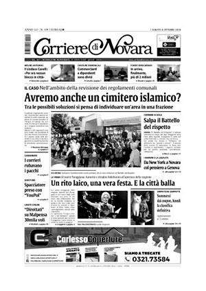 Il Corriere di Novara