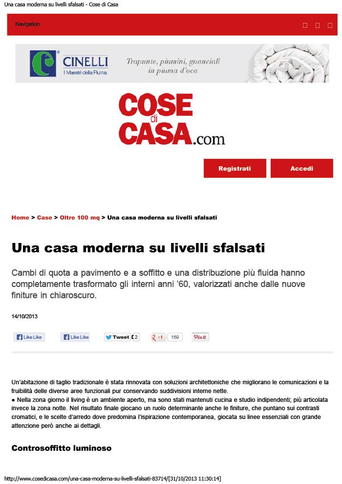 Cosedicasa.com