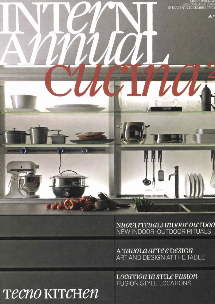 Interni - Annual Cucina